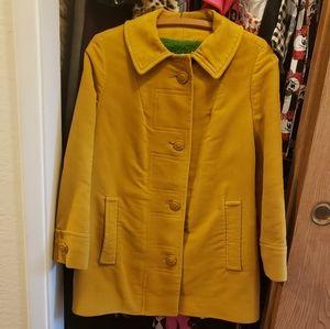 1960s Vintage Swing Coat Size S/M